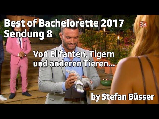 Best of Bachelorette 2017 - Sendung 8