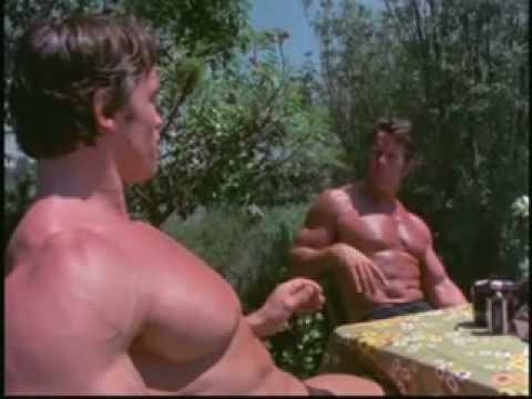 Reg Park The Legend and Arnold Schwarzenegger