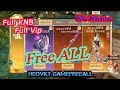 #GameFreeAll 148: Game No Name  (Android) |Full Vip + Full KNB + Free Full  [HeoVKT]