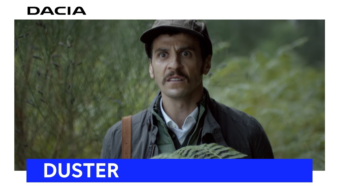 """Dacia Duster TV Spot """"Another one drives the duster"""""""