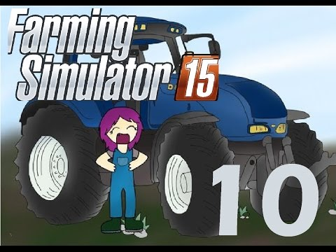 Farming simulator. Ep:10