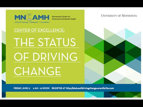 MNCAMH: Status of Driving Change in Co-Occurring Care in MN (#1 of 2)