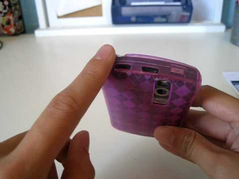 Luxmo Blackberry Curve 8300 Gel Skin Review