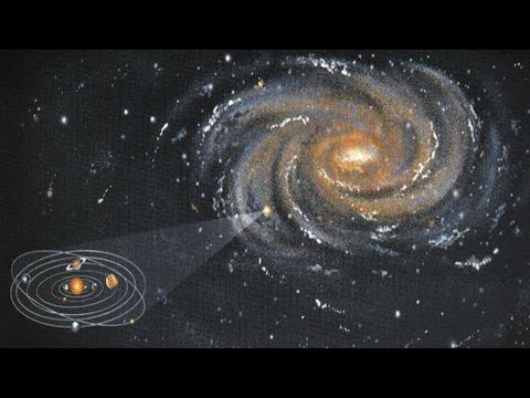 Is Milky Way Galaxy Our Home? - FLAT EARTH thumbnail
