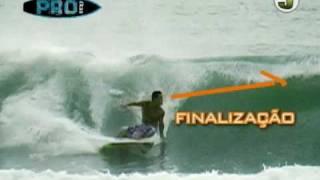 Guaruja Surf - Pro dicas Eric  Miyakawa Cutback