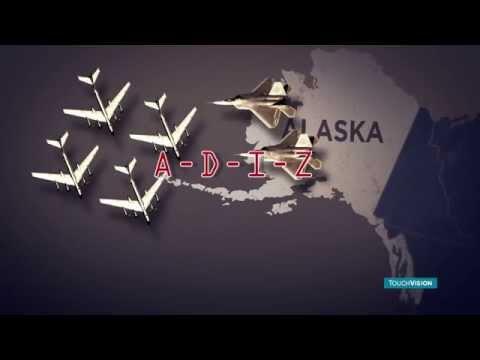Russian Bombers Buzz California Coast