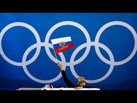 Россию могут отстранить от международных соревнований на четыре года
