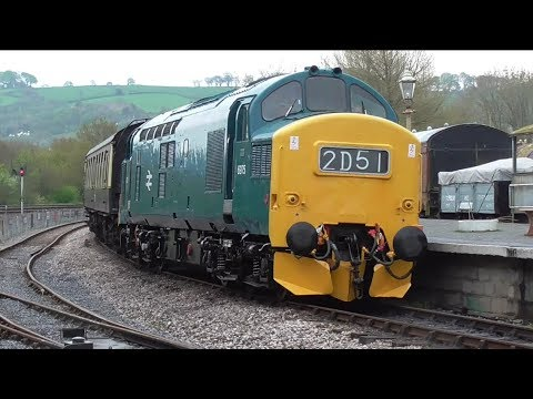 "South Devon Railway | Class 37 ""D6975"" 