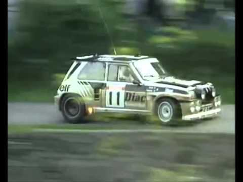 Tour de Corse 1986 [Gr.B]
