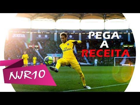 Neymar Jr - Pega a Receita MC Dede e Kevinho
