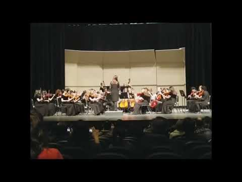 2018-02-21 Olentangy High School Chamber Orchestra