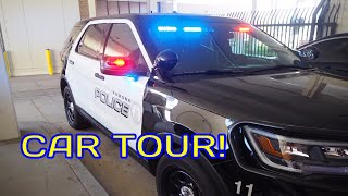 What's Inside a Police Vehicle?