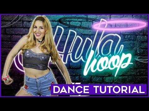 HULA HOOP - Daddy Yankee | DANCE TUTORIAL | A Bailar con Maga