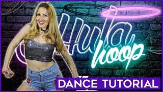 hula hoop daddy yankee dance tutorial a bailar con maga