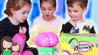 Schlag ihm auf den Kopf! Bis das Gehirn herausfällt - Freaky Franky - Geschichten und Spielzeug