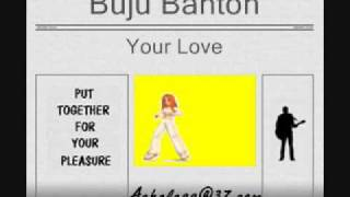 Buju Banton - Your Love