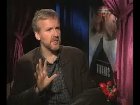 James Cameron Interview for Titanic in 1997