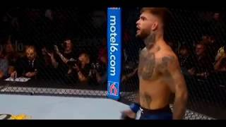 UFC : Cody Garbrandt vs TJ Dillashaw II Highlights - Bumrushing Explained