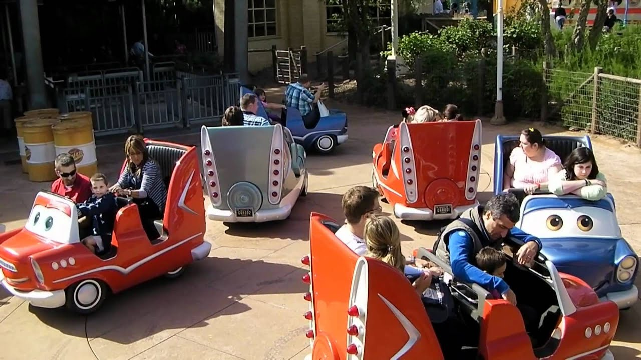 Cars Hotel Disneyland Paris