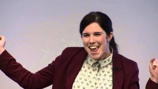 Three Minute Thesis (3MT) 2013 QUT winner - Megan Pozzi thumbnail
