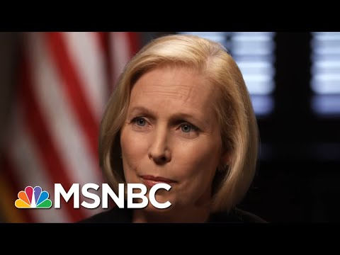 """Gillibrand: New Sexual Harassment Bill To Senate Floor """"As Early As Next Week""""   Kasie DC   MSNBC"""