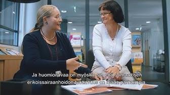 Asiantuntija-arvio Pohjois-Karjalan sosiaali- ja terveyspalveluista (syksy 2018)