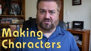 Making Characters, Running the Game #4