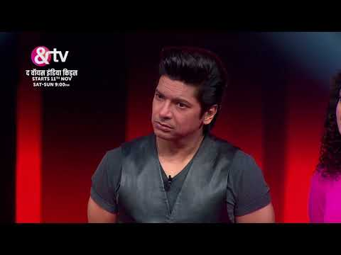 Jayas Kumar Interacts With Judges | The Voice India Kids 2017