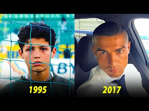 Cristiano Ronaldo  Transformation From 1 To 32 Years Old