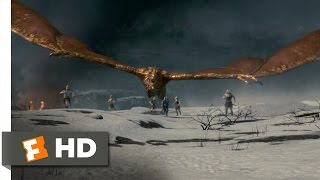 Beowulf (9/10) Movie CLIP - Dragon Flight (2007) HD