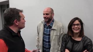 Interview de supporters après victoire Union Girondins