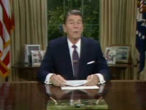 President Reagan's Speech On Lebanon and Grenada, 1983