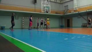 Новая Каховка тренировка баскетбол 18.05.2017 (4 часть)