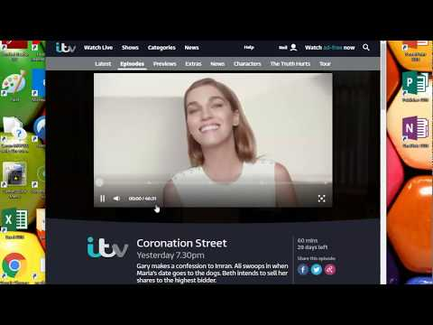 Watch ITV Hub In USA With Nord VPN