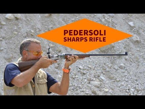 Pedersoli Sharps Rifle