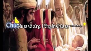 TRƯƠNG THỊ DÂN hát bài : Chúa Jêsus lâm-phàm ( O sole Mio )