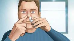 How do I use Turbuhaler grey (nose)?