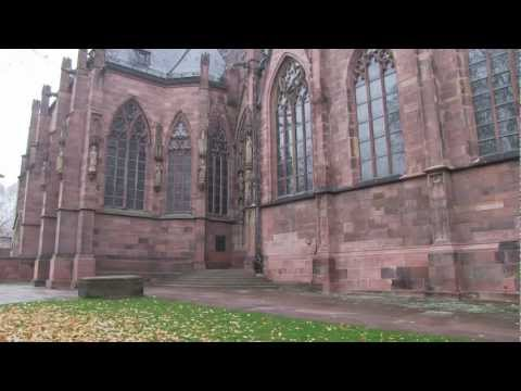 Worms Cathedral  - the Middle Ages