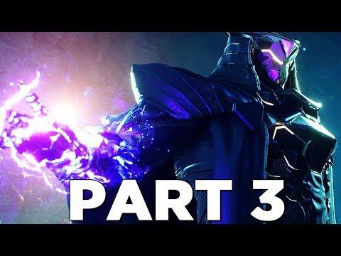 ANTHEM Walkthrough Gameplay Part 3 - THE MONITOR (Anthem Game)