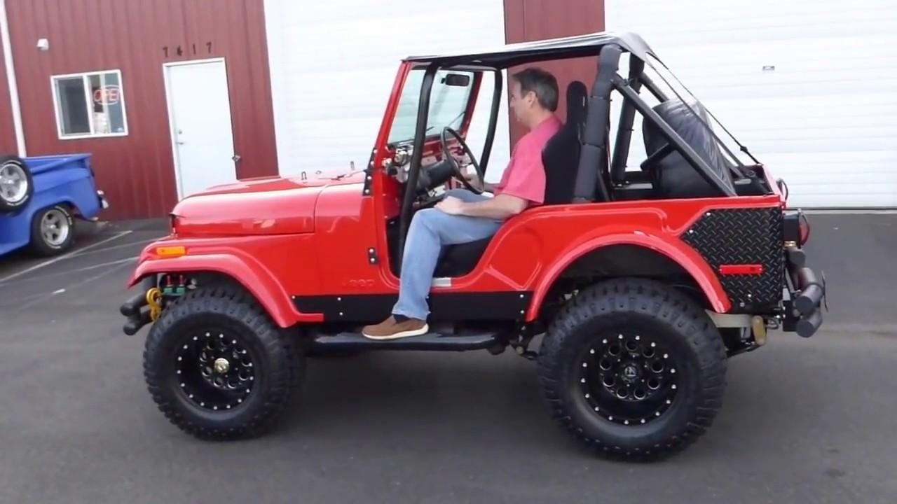 1976 Jeep CJ 5 \