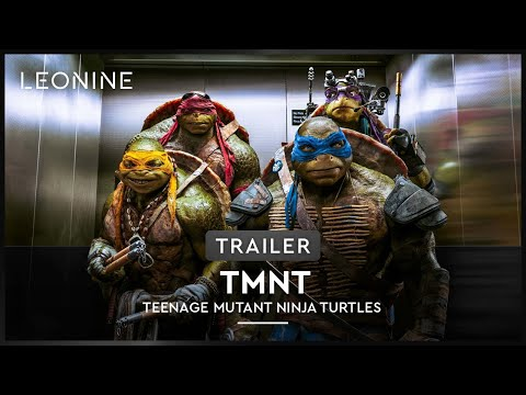 TMNT  Teenage Mutant Ninja Turtles  Trailer deutschgerman
