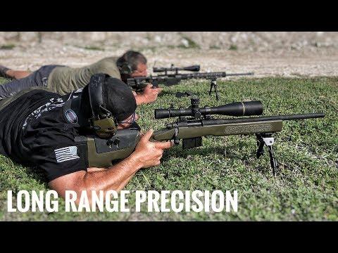 Long Range Shooting with Zulu Armoury