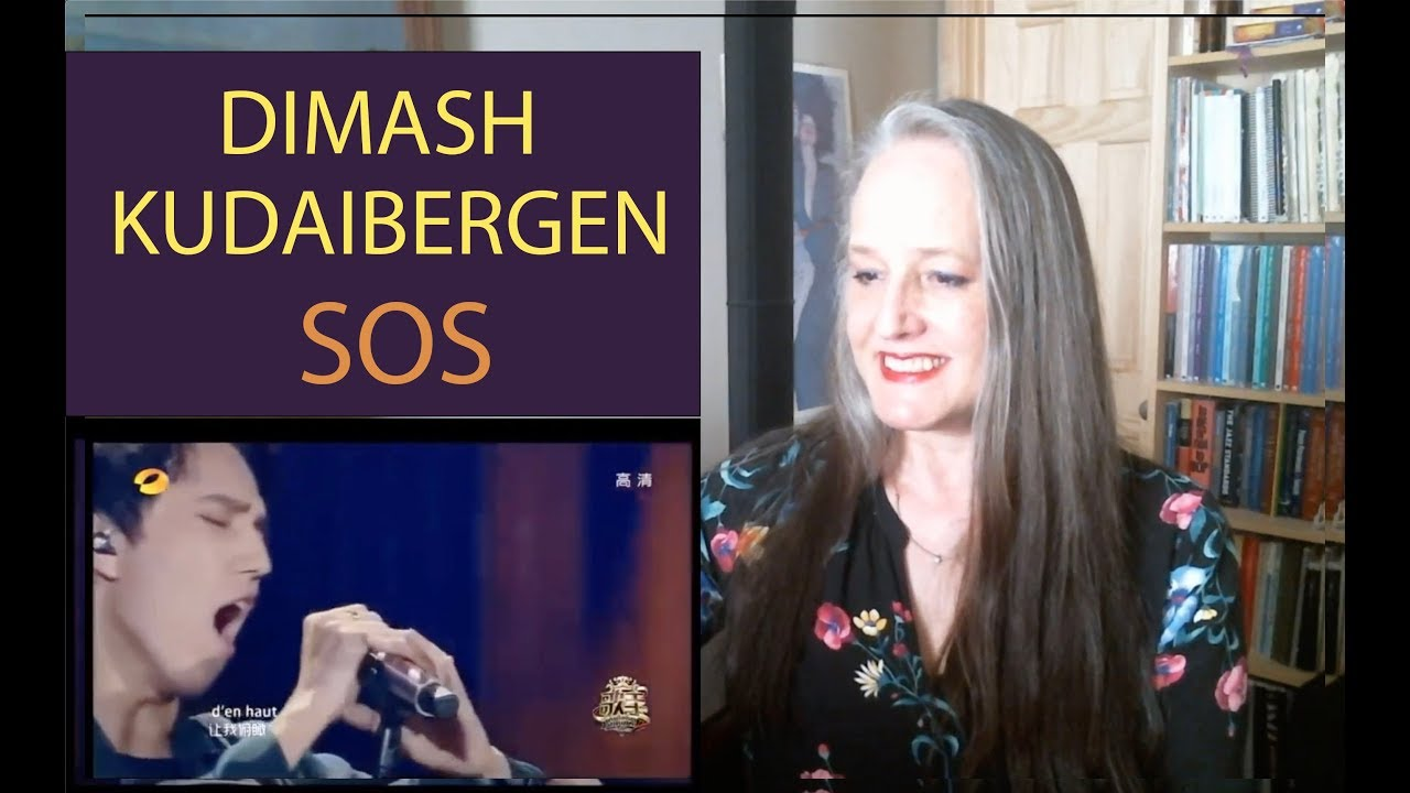 Voice Teacher Reaction to Dimash Kudaibergen: SOS | Vocal Coach Reacts