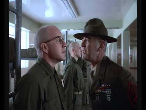 La chaqueta metalica sargento hartman