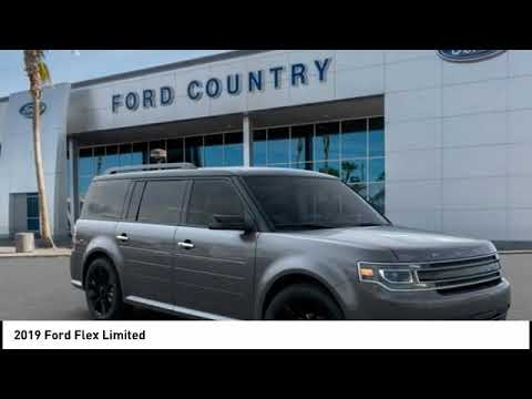 2019 Ford Flex Henderson NV 63139