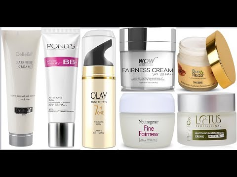 Top 10 Fairness cream for oily skin in India with price | Fairness cream in india with price