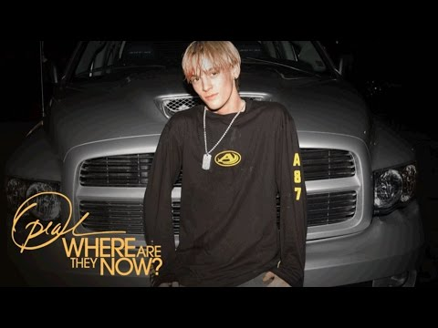 Aaron Carter Welcomes You into His Home | Where Are They Now | Oprah Winfrey Network