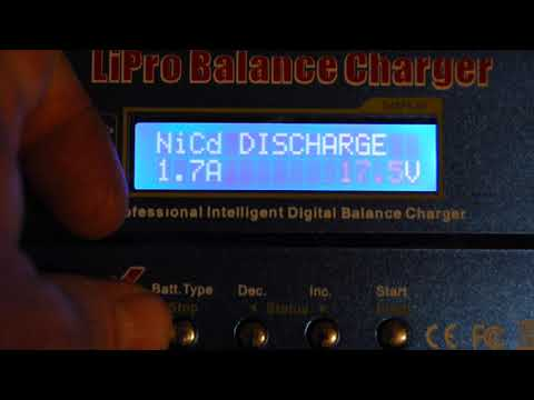 How to CYCLE Batteries to Extend Life - IMax B6 Hobby Charger