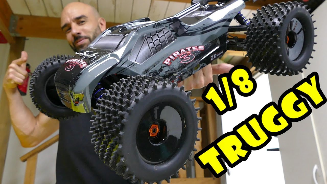 Download PIRATES V3 1/8 RC TRUGGY RTR - CHEAP BUT ANY GOOD?