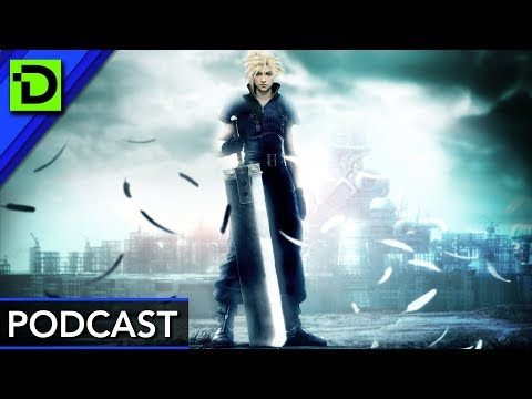 Is FF7:RE Compatible With An Open World? - Dark Pixel Podcast: Ep. 67